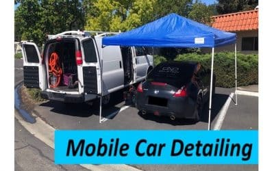 WHAT DOES A CAR DETAILING SERVICE INCLUDE?